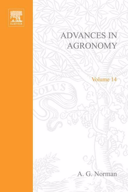 Picture of ADVANCES IN AGRONOMY VOLUME 14