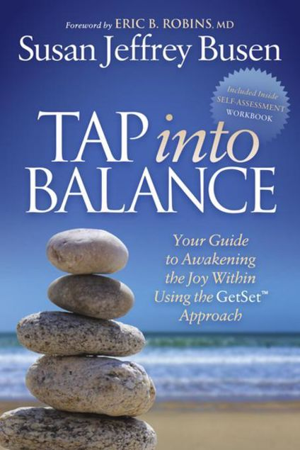 Picture of Tap into Balance: Your Guide to Awakening the Joy Within Using the GetSet Approach