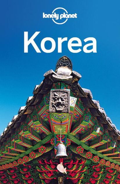 Picture of Lonely Planet Korea