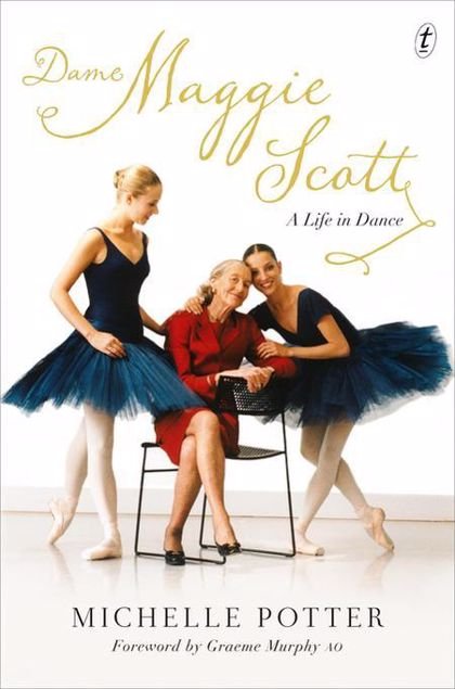 Picture of Dame Maggie Scott: A Life in Dance