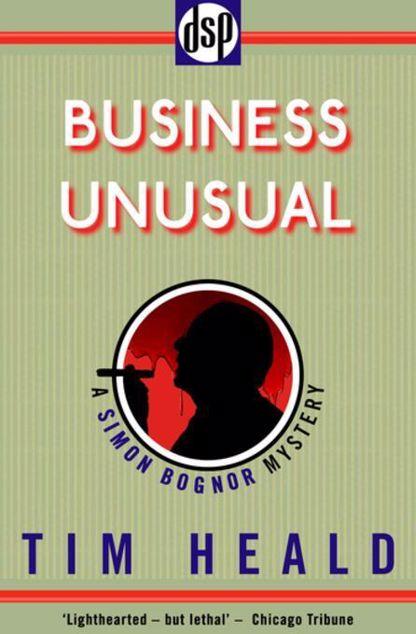 Picture of Business Unusual: A Simon Bognor Mystery