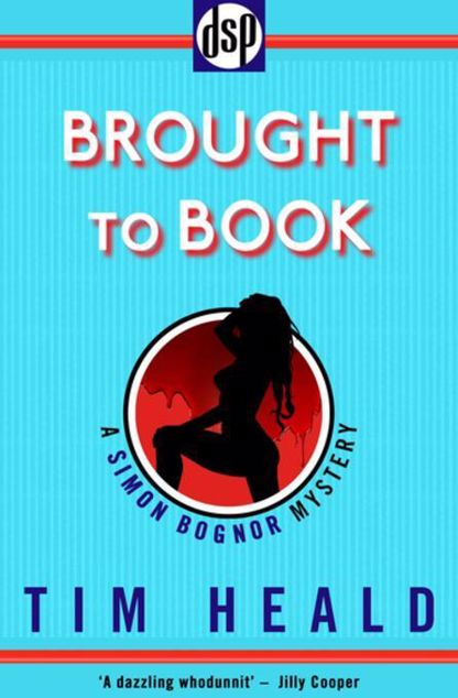 Picture of Brought to Book: A Simon Bognor Mystery