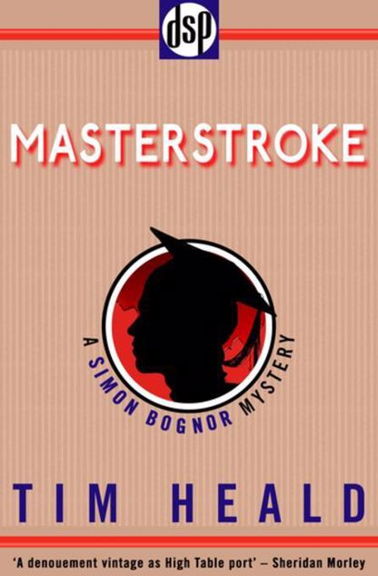 Picture of Masterstroke: A Simon Bognor Mystery