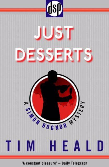 Picture of Just Desserts: A Simon Bognor Mystery