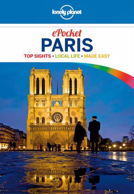 Picture of Lonely Planet Pocket Paris