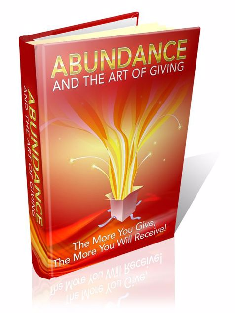 Picture of Abundance And The Art Of Giving