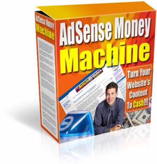 Picture of Adsence Money Machine