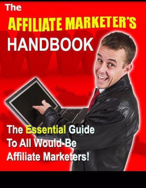 Picture of Affiliates' Marketers Handbook