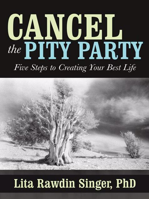 Picture of Cancel the Pity Party: Five Steps to Creating Your Best Life