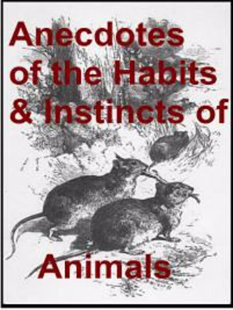 Picture of Anecdotes Of The Habits And Instincts Of Animals