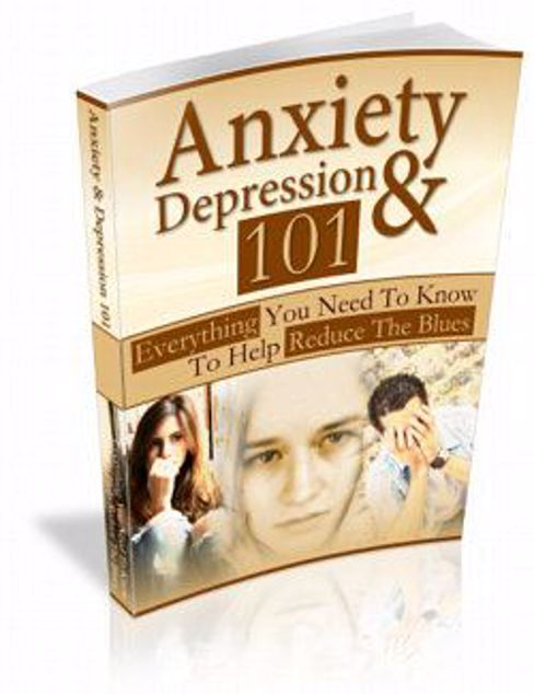 Picture of Anxiety and Depression 101!