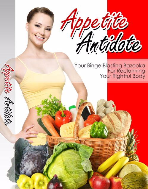 Picture of Appetite Antidote