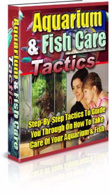 Picture of Aquarium And Fish Care Tactics