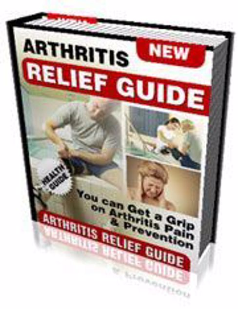 Picture of Arthritis Relief Guide