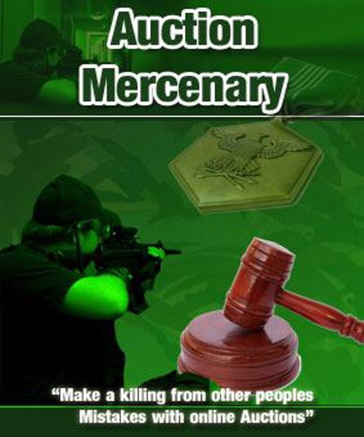 Picture of Auction Mercenary