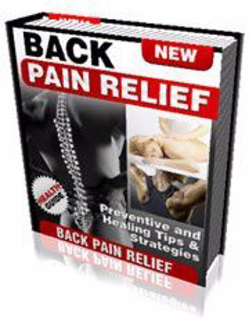 Picture of Back Pain Relief