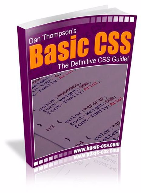 Picture of Basic CSS