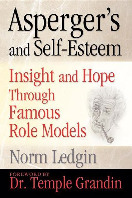 Picture of Asperger's and Self-Esteem: Insight and Hope through Famous Role Models