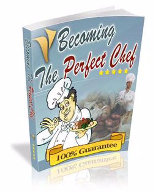 Picture of Becoming The Perfect Chef