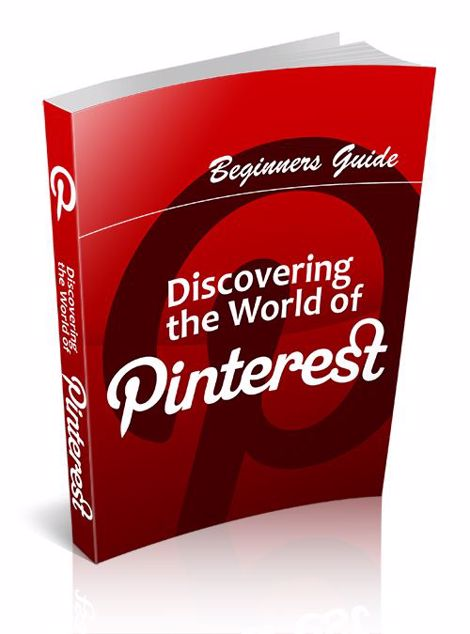 Picture of Beginers Guide : Discovery the World Of Pinterest