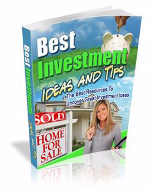 Picture of Best Investment Tips And Idea