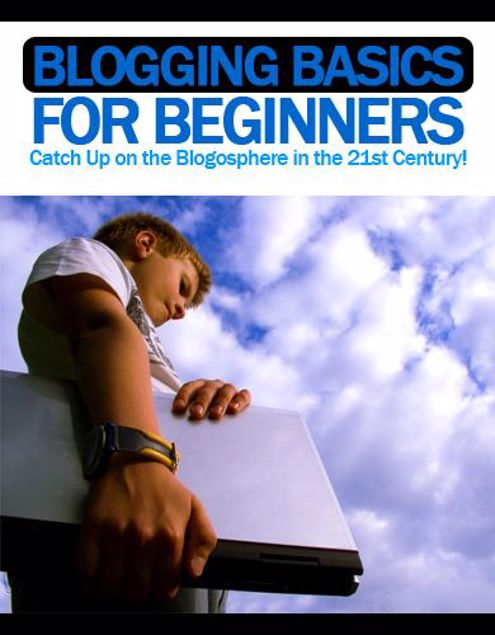 Picture of Blogging Basics For Beginners