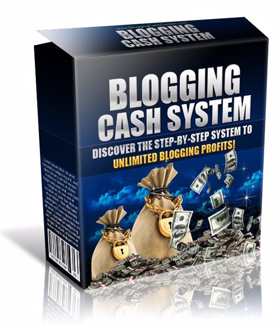 Picture of Blogging Cash System