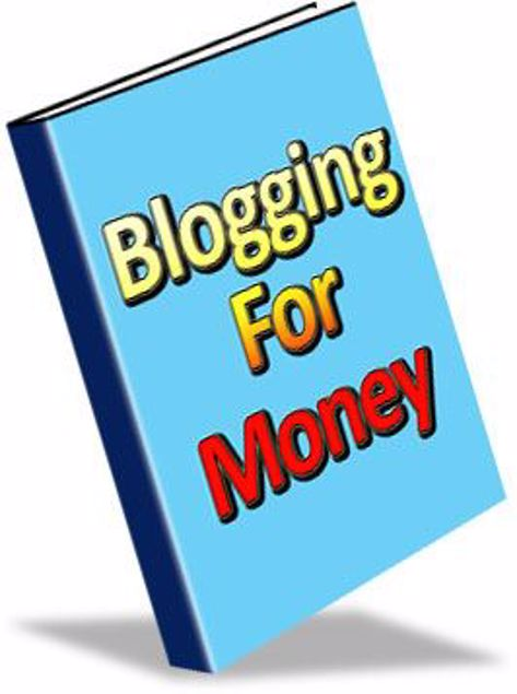 Picture of Blogging For Money