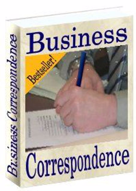Picture of Business Correspondence
