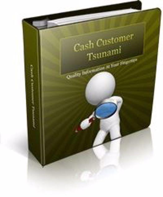 Picture of Cash Customer Tsunami