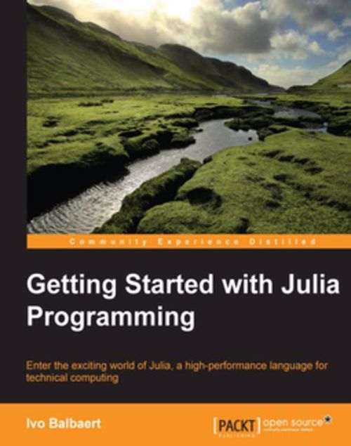Picture of Getting Started with Julia Programming