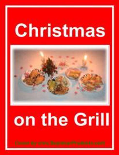 Picture of Christmas Grill