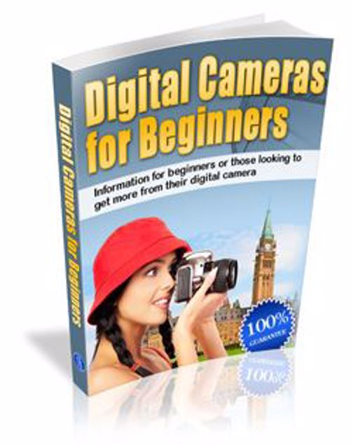 Picture of Digital Cameras For Beginners
