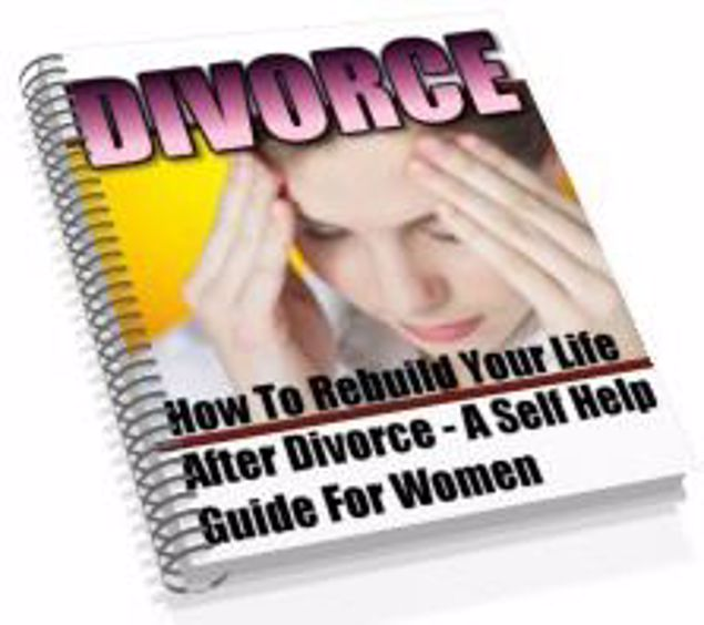 Picture of A Woman's Guide To Survive Divorce