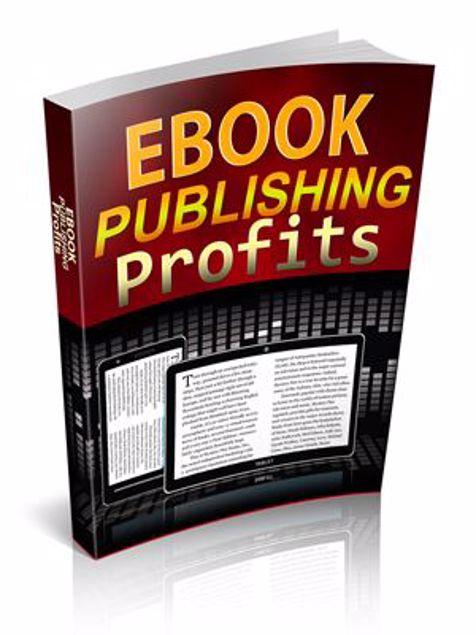 Picture of Ebooks Publishing Profits