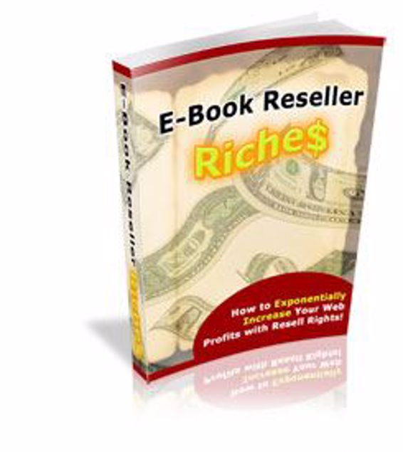 Picture of Ebooks Re-sellers Riches