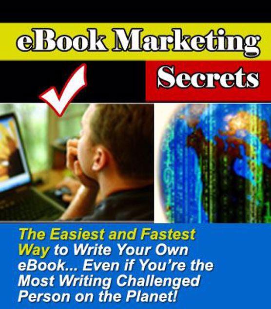 Picture of Ebook Marketing Secretes