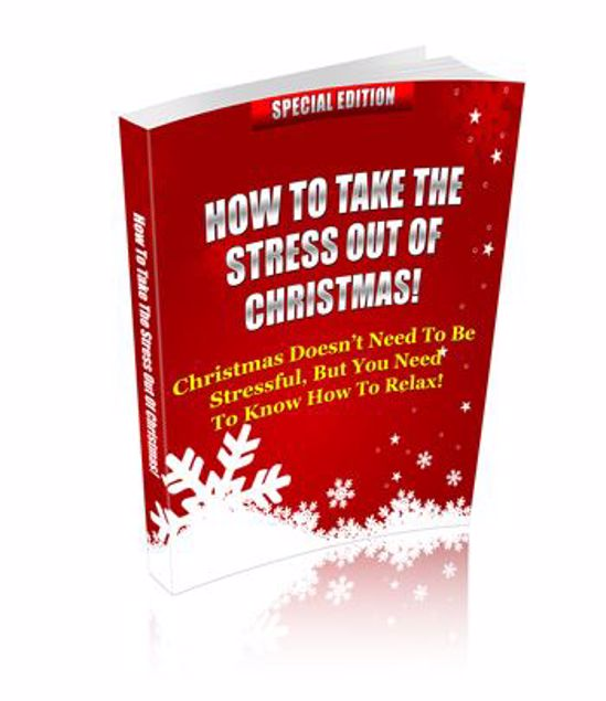 Picture of Christmas Stress