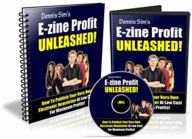 Picture of  E-zine Profit Unleashed