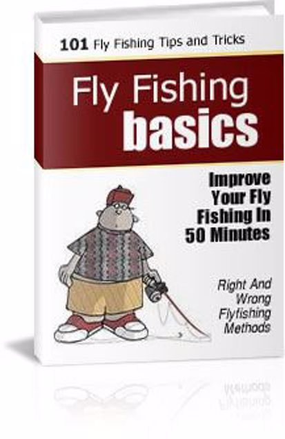 Picture of Flying Fishing Basics