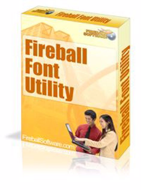 Picture of Firefont Utility