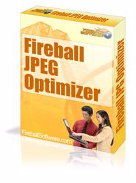 Picture of Fireball JPEG Optimizer