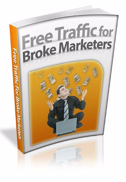 Picture of FREE Traffic Broken Marketers