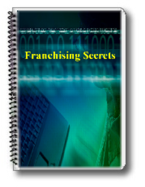 Picture of Franchising Secretes