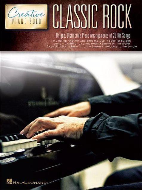 Picture of Classic Rock - Creative Piano Solos