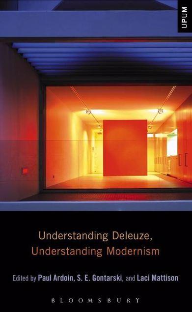 Picture of Understanding Deleuze, Understanding Modernism