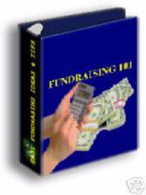 Picture of Fund Raising 101