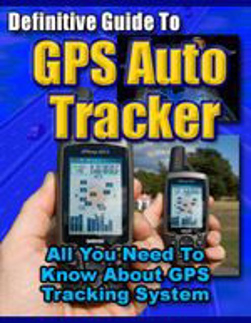Picture of GPS  Auto Tracker