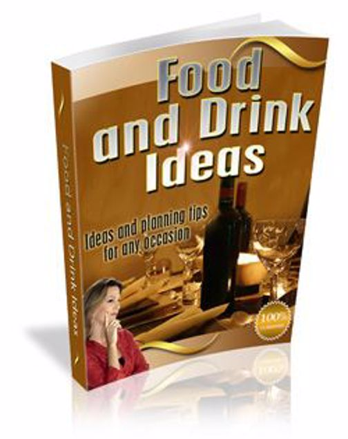 Picture of Good Food And Drink Ideas