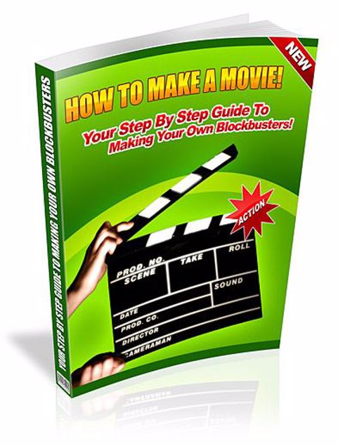 Picture of How To Make A Movie!